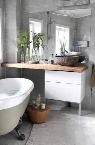 Bathroom Home Design - 16