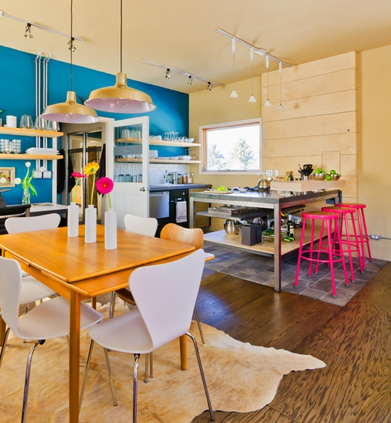 Dining Room Home Design - 14