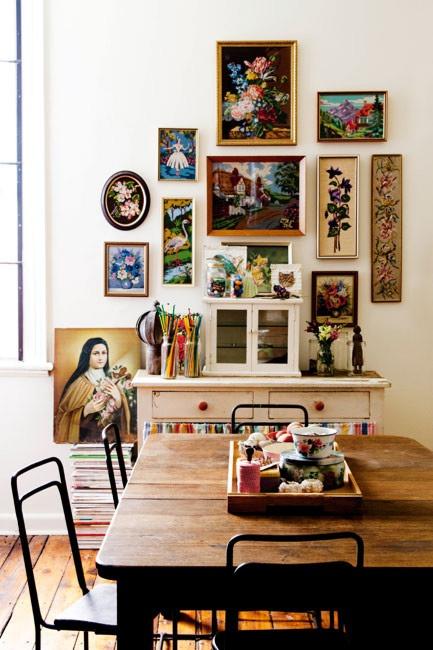 Dining Room Home Design - 18