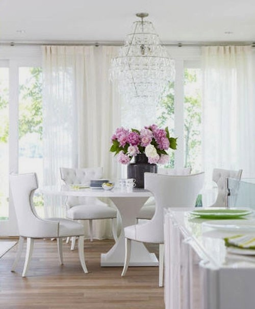 Dining Room Home Design - 24
