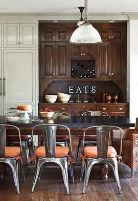 Dining Room Home Design - 28