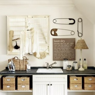 Laundry Room Home Design - 1