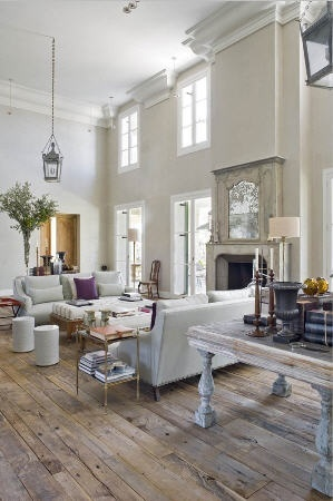 Living Room Home Design - 12