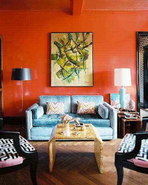 Living Room Home Design - 26