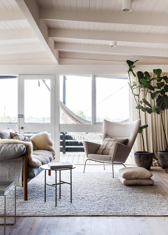 Living Room Home Design - 50