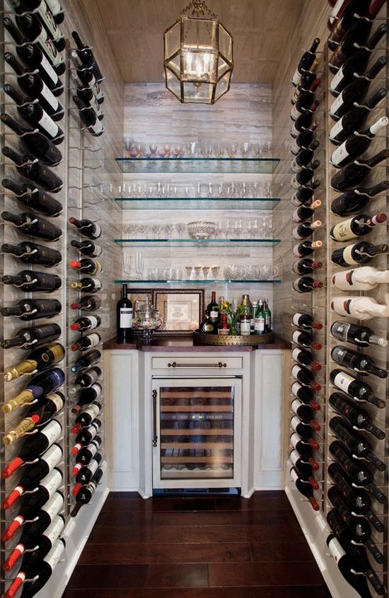 Wine Cellar Home Design - 1