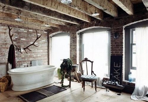Bathroom Home Design - 10