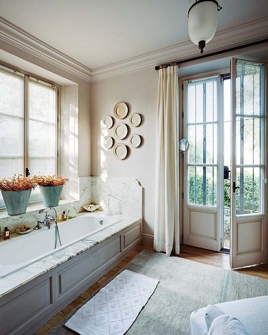 Bathroom Home Design - 1