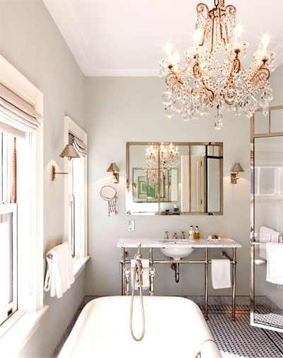 Bathroom Home Design - 12
