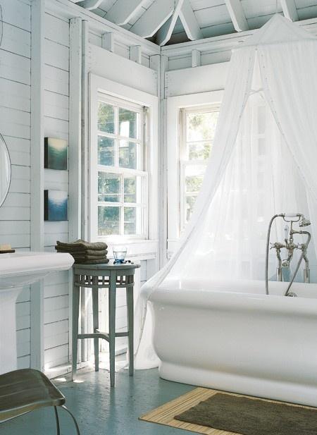 Bathroom Home Design - 9