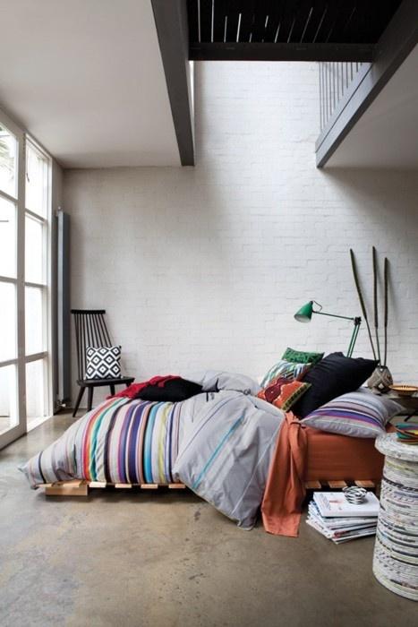Bedroom Home Design - 11