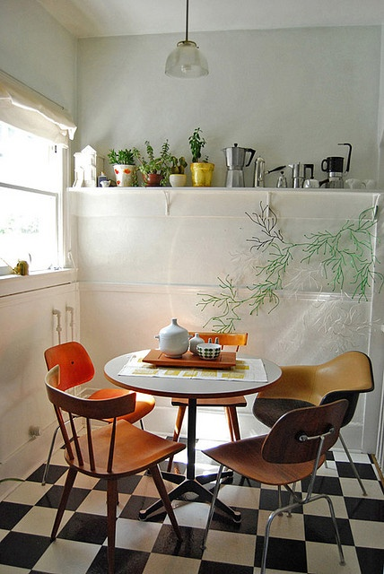 Dining Room Home Design - 1