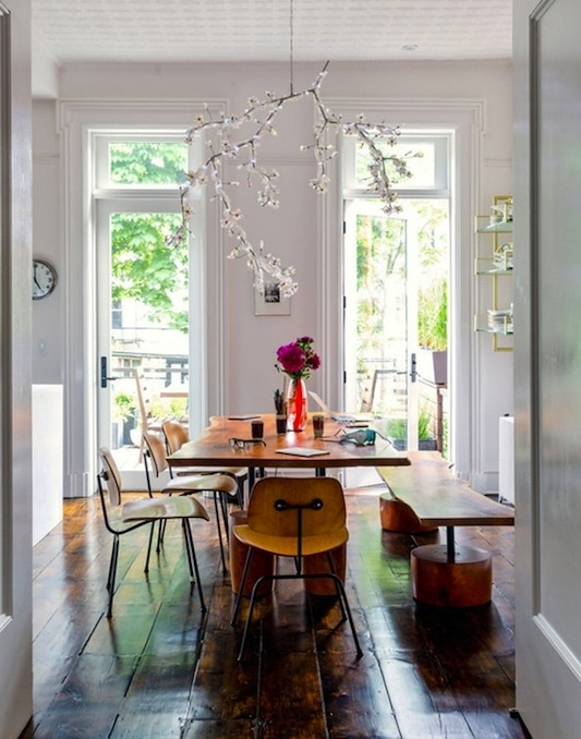 Dining Room Home Design - 12