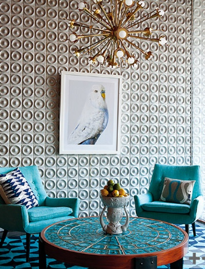 Living Room Home Design - 1