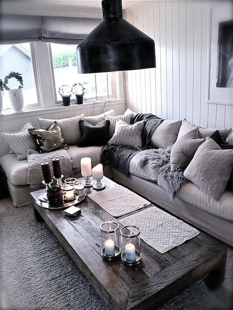 Living Room Home Design - 15