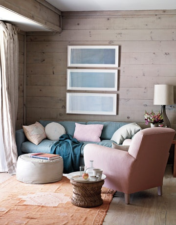 Living Room Home Design - 17