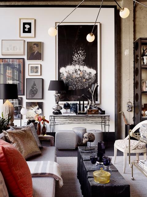 Living Room Home Design - 18