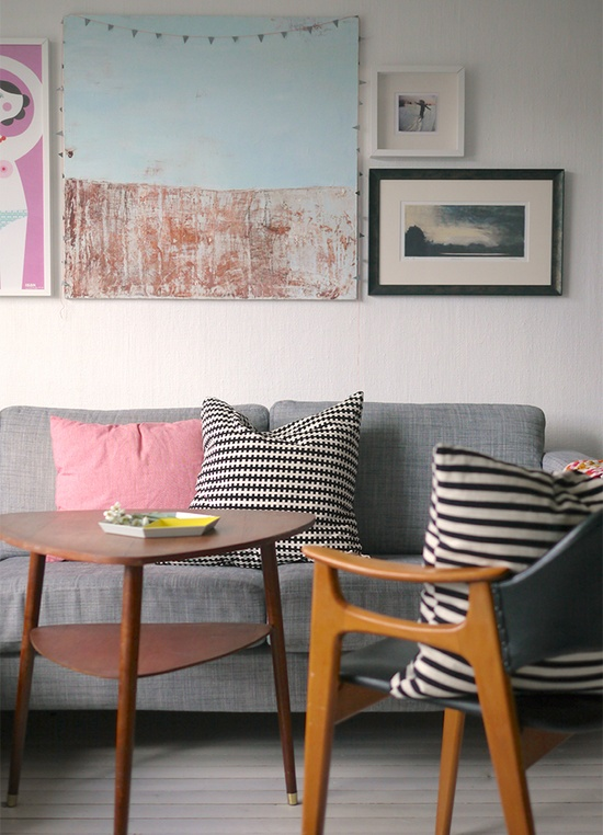Living Room Home Design - 21
