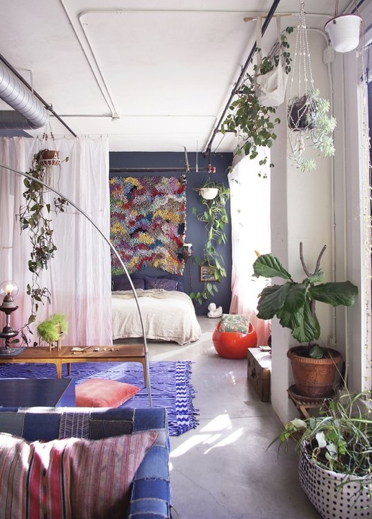 Living Room Home Design - 23