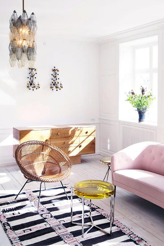 Living Room Home Design - 24