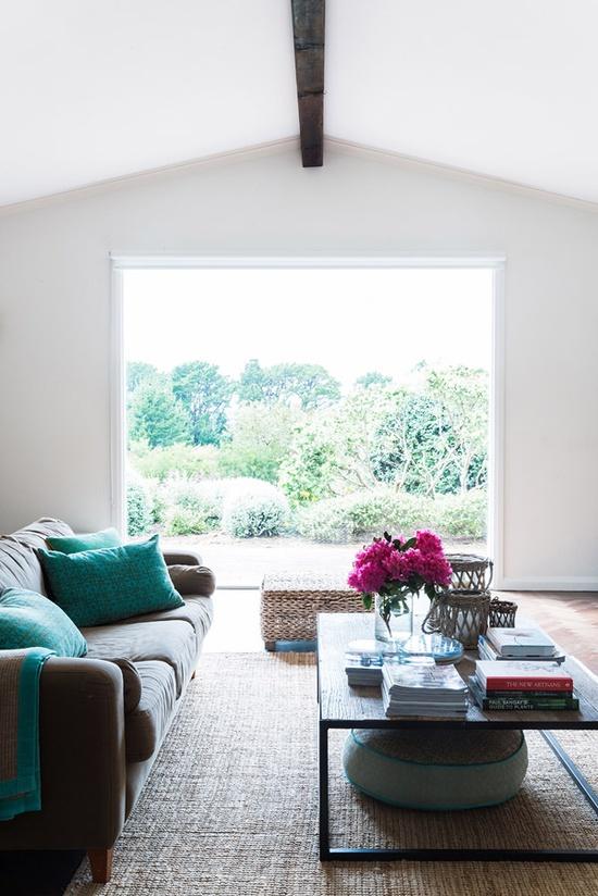 Living Room Home Design - 32