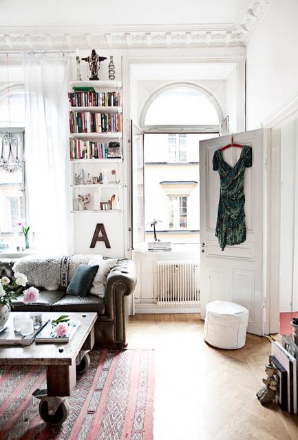 Living Room Home Design - 6