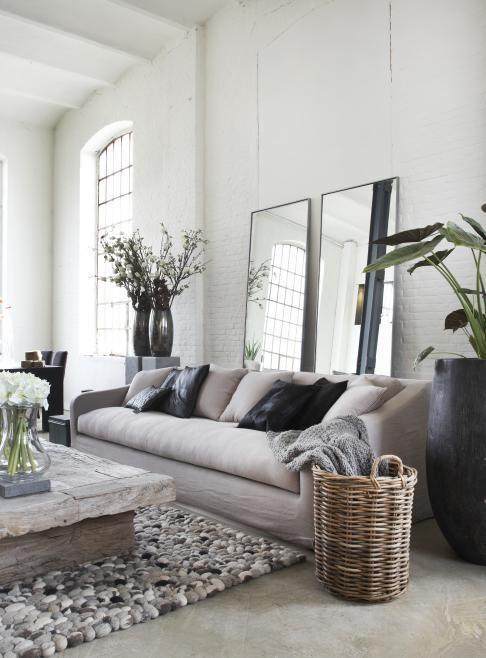 Living Room Home Design - 9