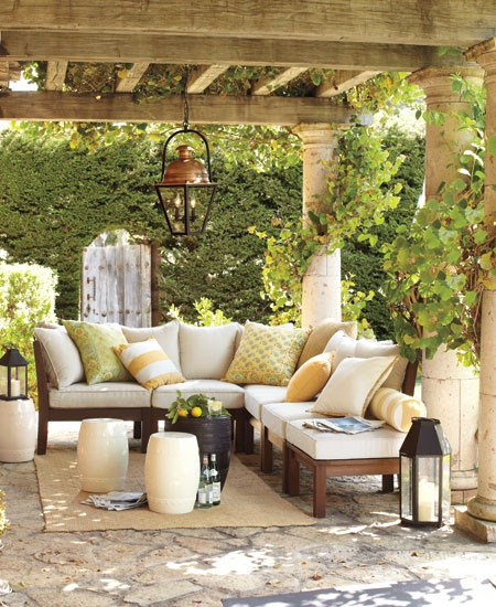 Outdoor Area Home Design - 3