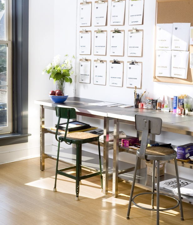 A Dozen Home Workspaces: Home Design Inspiration For Your Workspace