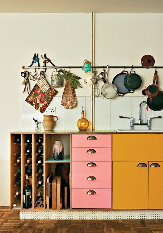 Kitchen Home Design Inspiration - 3