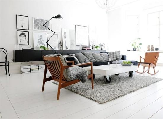 Living Room Home Design Inspiration - 11