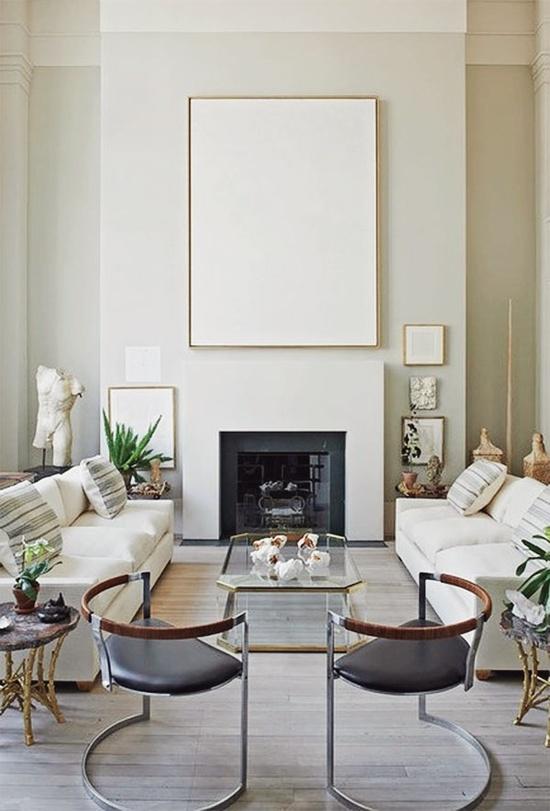 Living Room Home Design Inspiration - 20