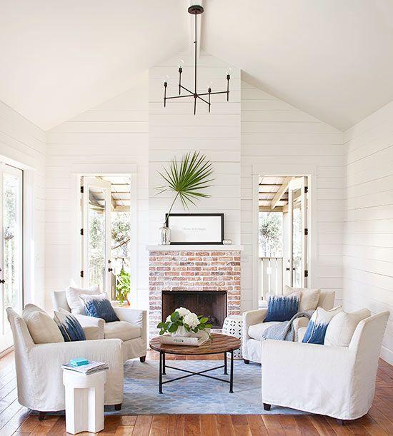 Living Room Home Design Inspiration 36