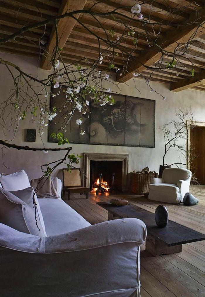 Living Room Home Design Inspiration 45
