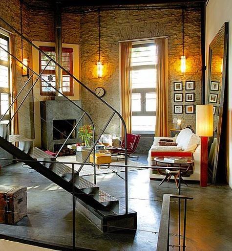 Living Room Home Design Inspiration 8