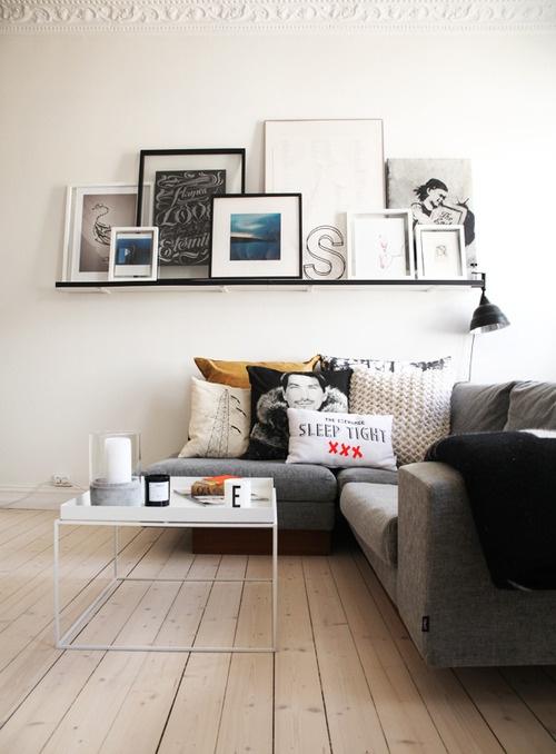 Living Room Home Design Inspiration - 9