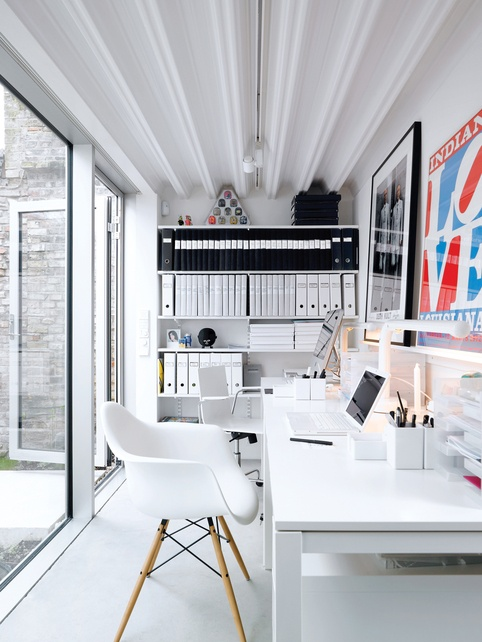 Workspace Home Design Inspiration - 13