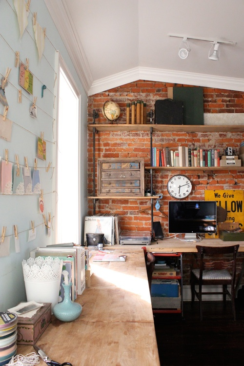 Workspace Home Design Inspiration - 4