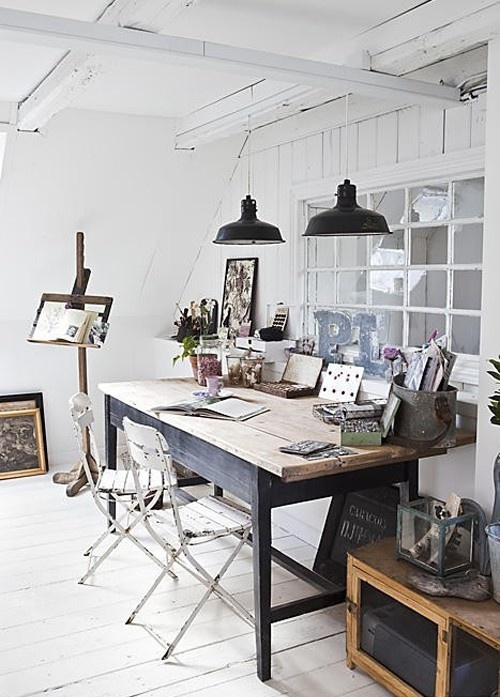 Workspace Home Design Inspiration - 8