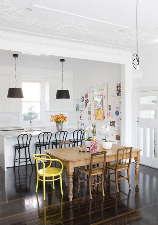 Dining Room Home Design Inspiration 11