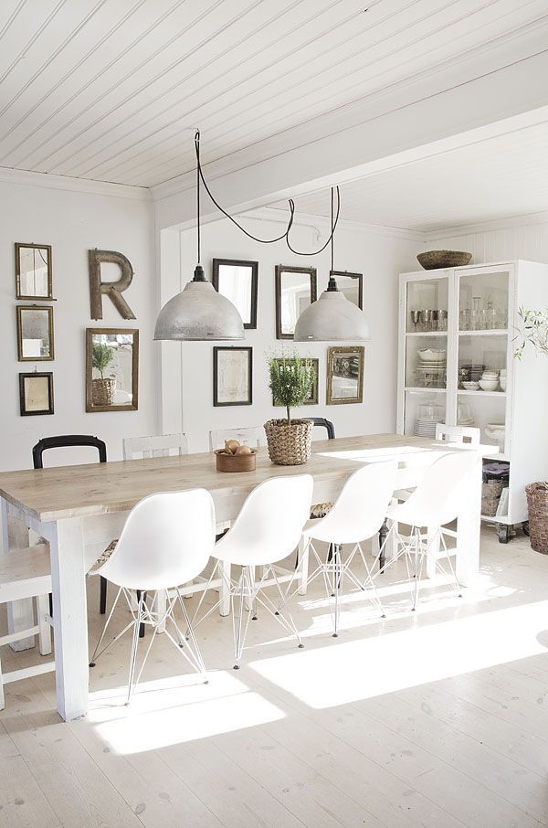 Home design inspiration for your dining room homedesignboard for Table inspiration scandinave