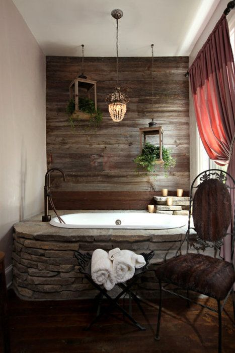 Bathroom Home Design Inspiration 12