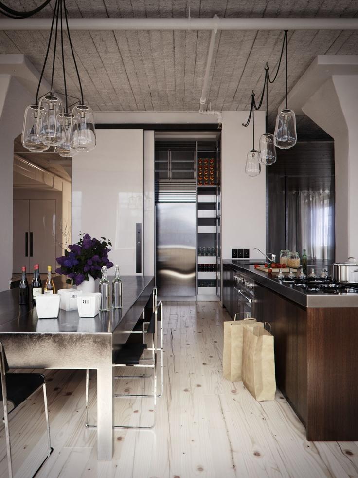 Kitchen Home Design Inspiration 17