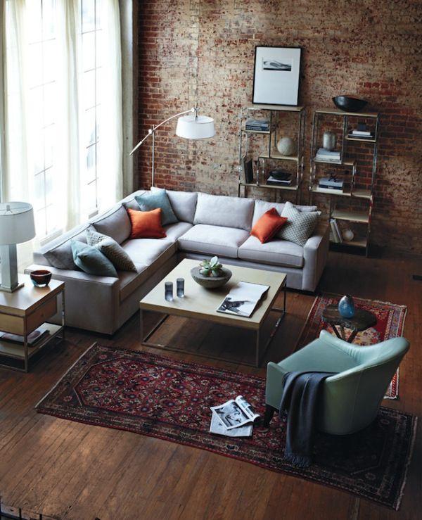 Living Room Home Design Inspiration 28