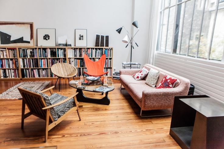 Living Room Home Design Inspiration 47