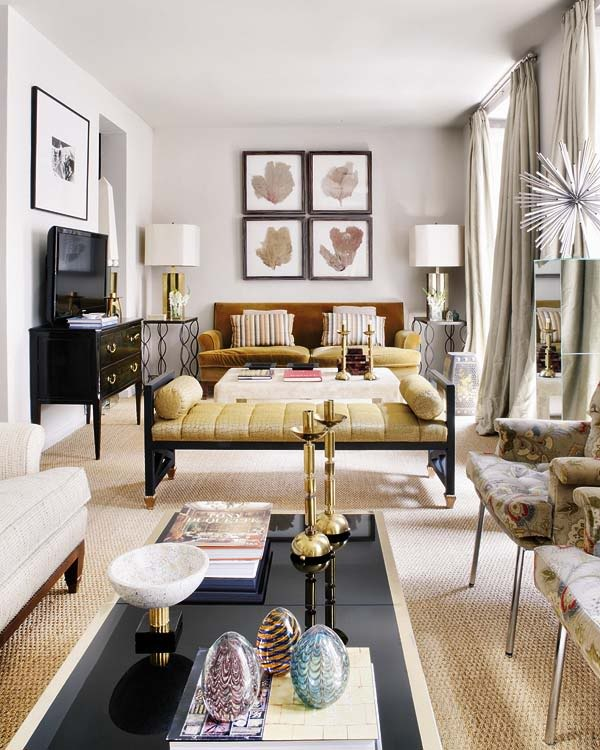 Living Room Home Design Inspiration 5