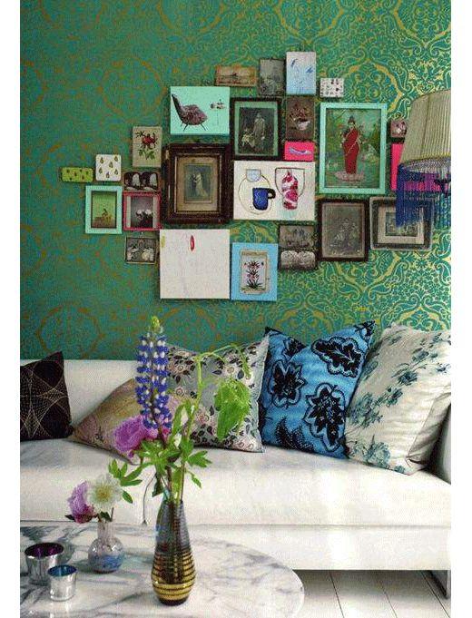 Living Room Home Design Inspiration 76