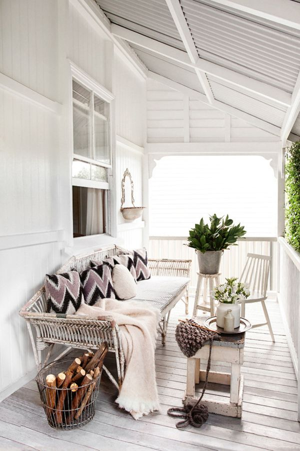 Home design inspiration for your outdoor area for Home decor inspiration