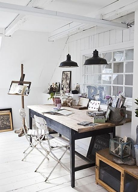 How To Design A Workspace At Home: Home Design Inspiration For Your Workspace