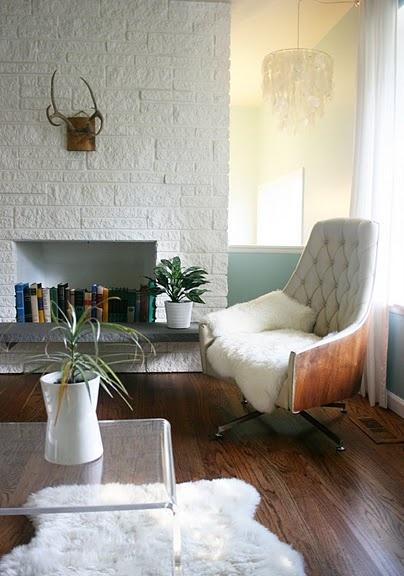 Living Room Home Design Inspiration 35